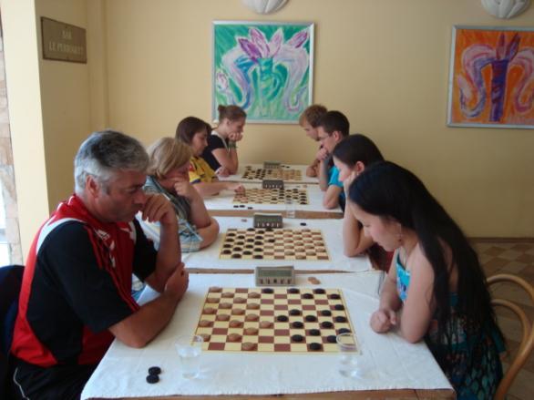 09d143a5 международни шашки :: Foto -XIth European Club Championship